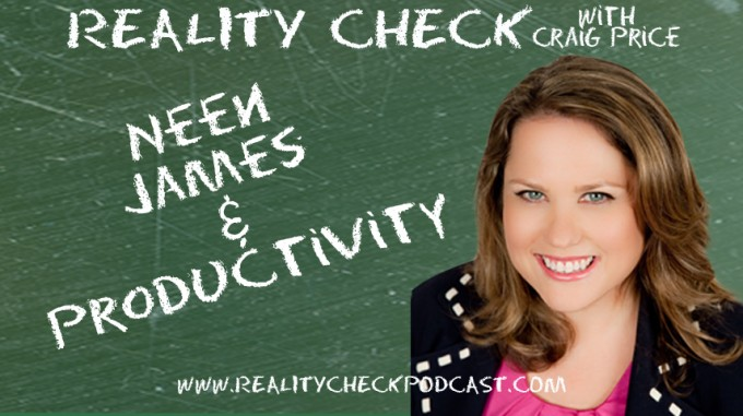 Episode 2 - Neen James - Productivity