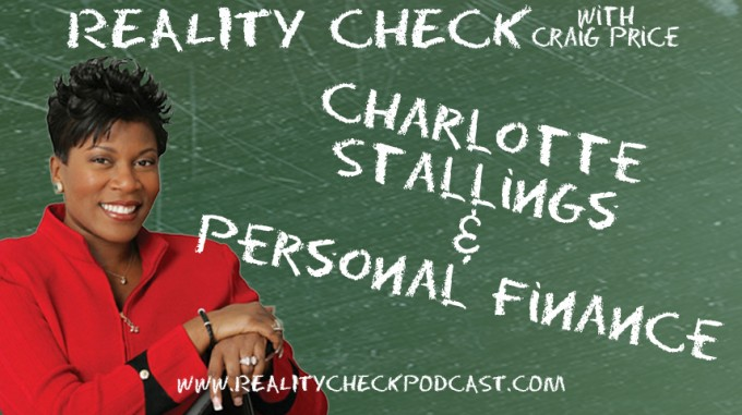 Episode 7 - Charlotte Stallings - Personal Finance