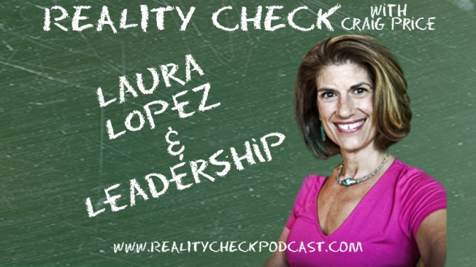 Episode 8 - Laura Lopez - Leadership