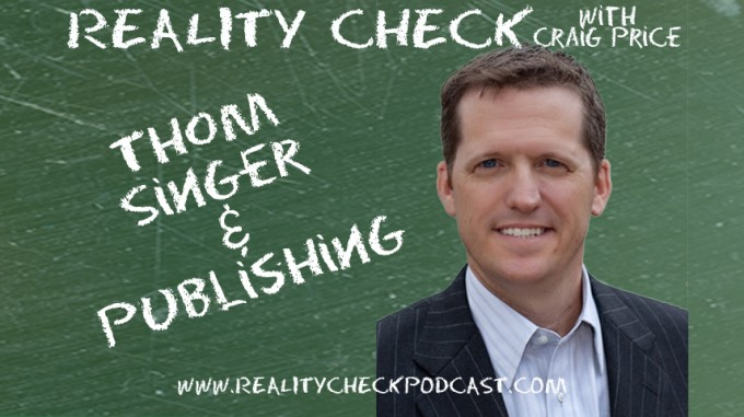 Episode 9 - Thom Singer - Publishing