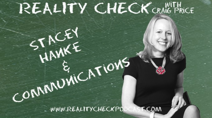 Episode 10 - Stacey Hanke - Communications