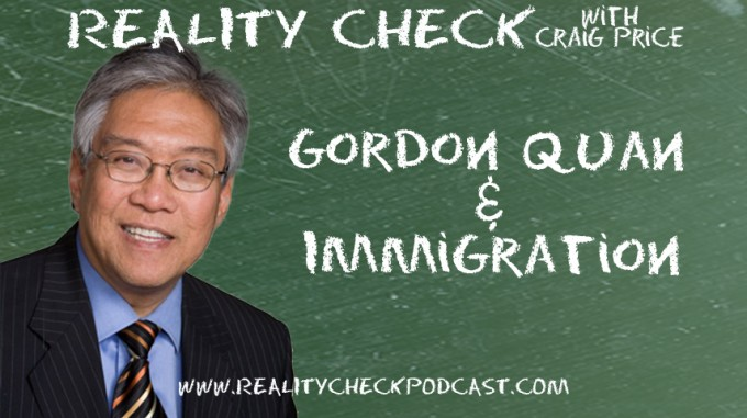 Episode 12 - Gordon Quan - Immigration