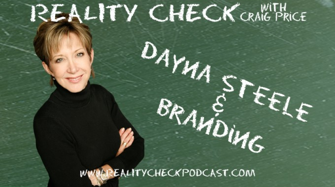 Episode 13 - Dayna Steele - Branding