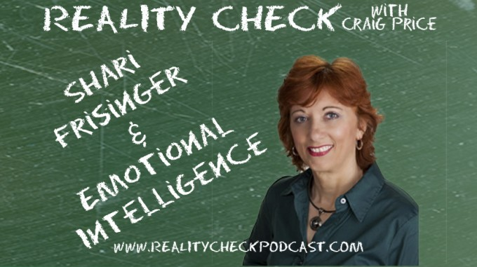 Episode 15 - Shar Frisinger - Emotional Intelligence