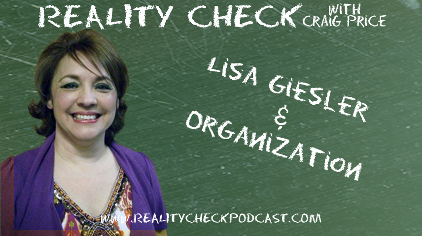 Episode 18 - Lisa Giesler - Organization
