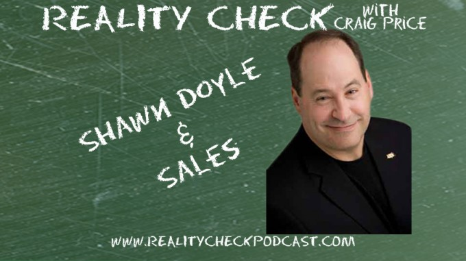 Episode 30 - Shawn Doyle - Sales