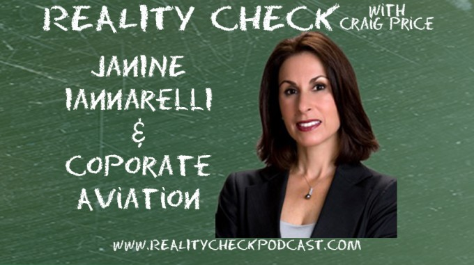 Episode 37 - Janine Iannarelli - Corporate Aviation