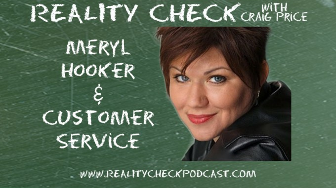 Episode 36 - Meryl Hooker - Customer Service