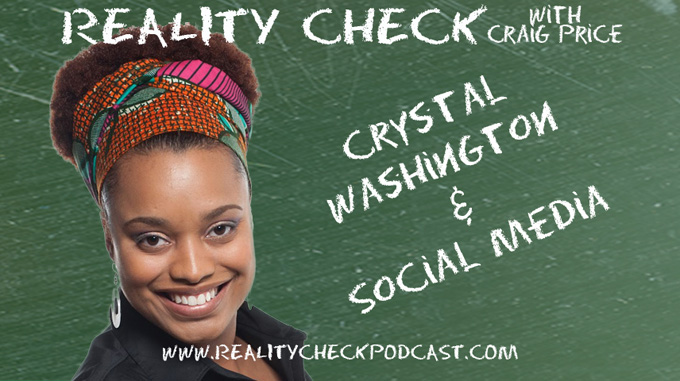 Crystal Washington (@Cryswashington on twitter) joins Craig to discuss afroPuffs…yes afropuffs, being harassed by the TSA, tornado helmets and most ... - blog-episode48CrystalWashington